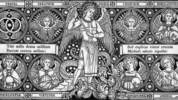 Hierarchy of Angels according to their knowledge
