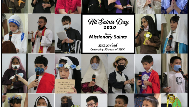 Children's Catechism Party