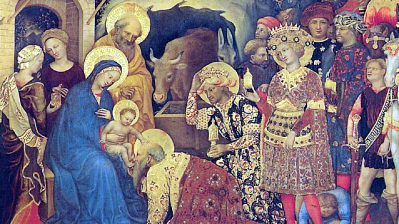 The Celebration of Epiphany – East and West