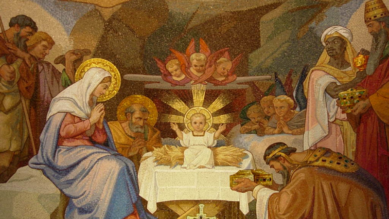Epiphany - the Star invites all nations to find Christ