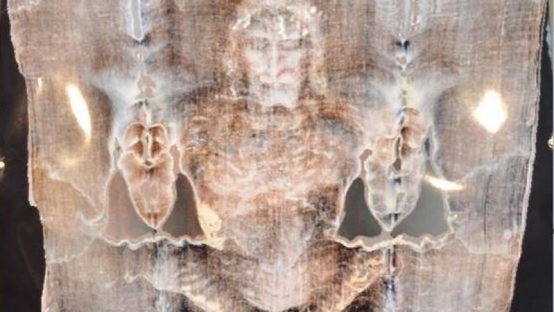 Holy Shroud in 3D