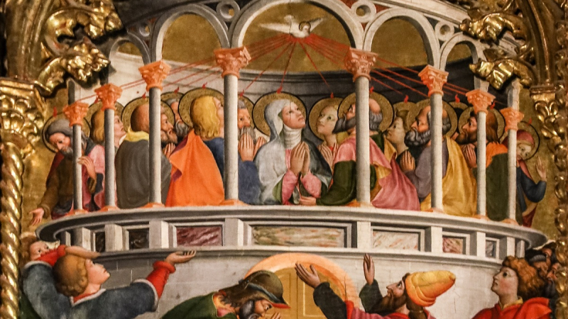 Feast of Pentecost – Luis Maria Martinez