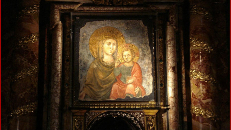 Our Lady of the Road