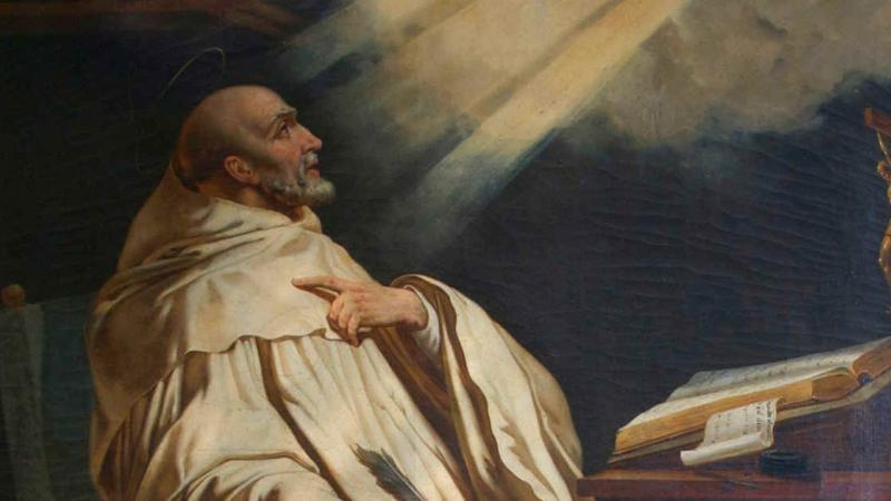 Feast of the Pentecost - St Bernard