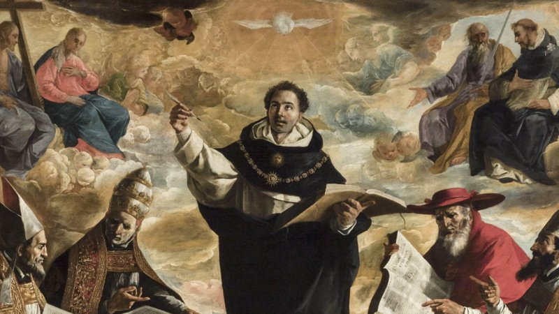 Feast of Pentecost - St Thomas Aquinas