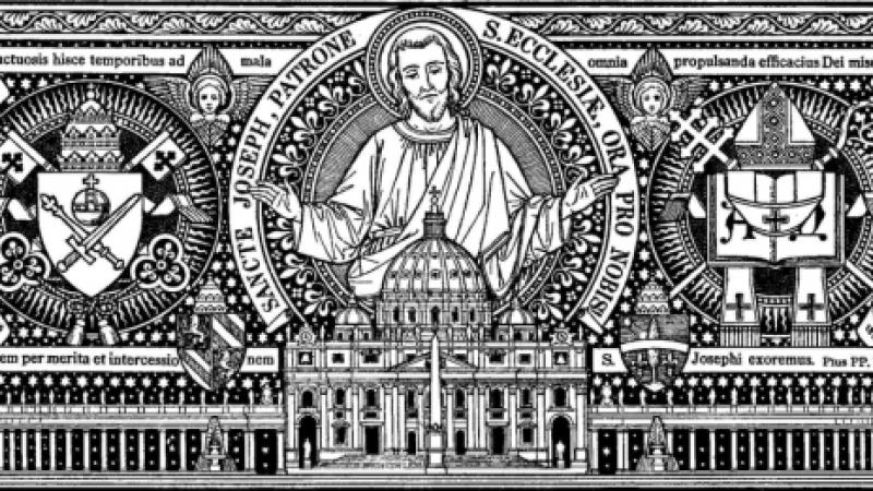 St. Joseph - Patron of Church
