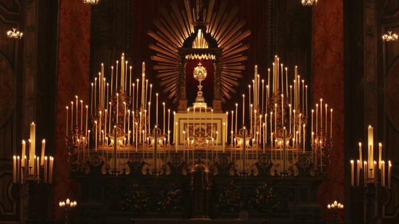 Theology of Spiritual Communion