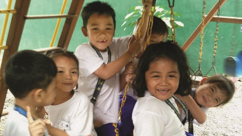 Children of Our Lady of Victories School - Manila