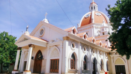 St. Antony of Padua Church in Palayamkottai